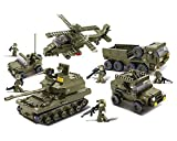 Best ジープベビーカー - (Army Bricks Set) - Sluban M38-B0311 Ground Forces Review