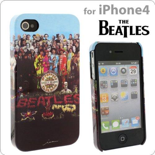 [Softbank iPhone 4専用]ケース ビートルズ/SGPサージェント・ペパーズ・ロンリー・ハーツ・クラブ・バンド