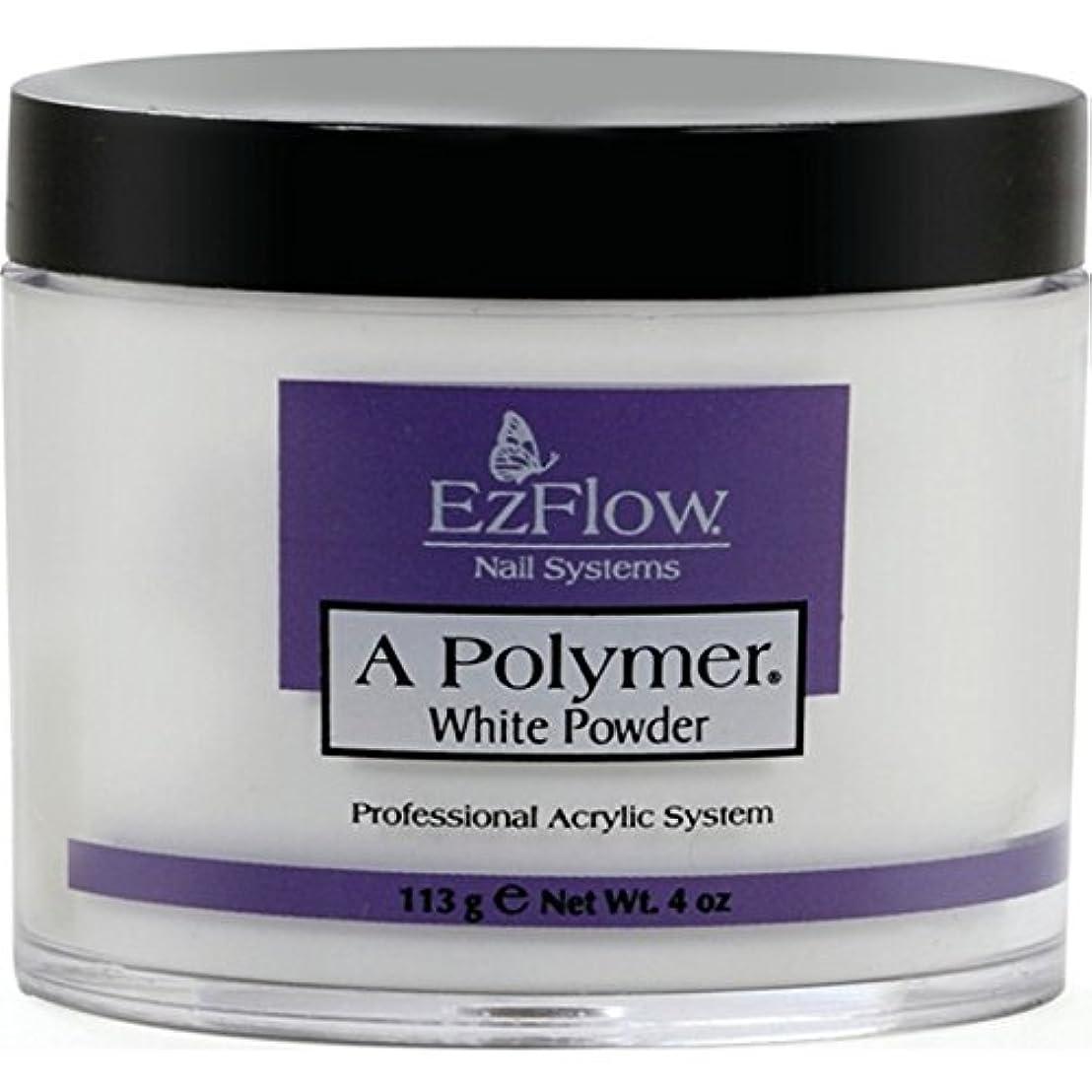 うつ差別する銛Ez Flow Aポリマー ホワイト 4oz(約113)