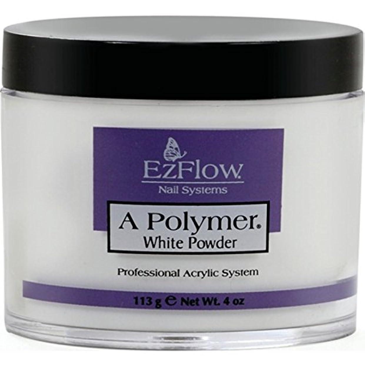 解明する粘土物語Ez Flow Aポリマー ホワイト 4oz(約113)