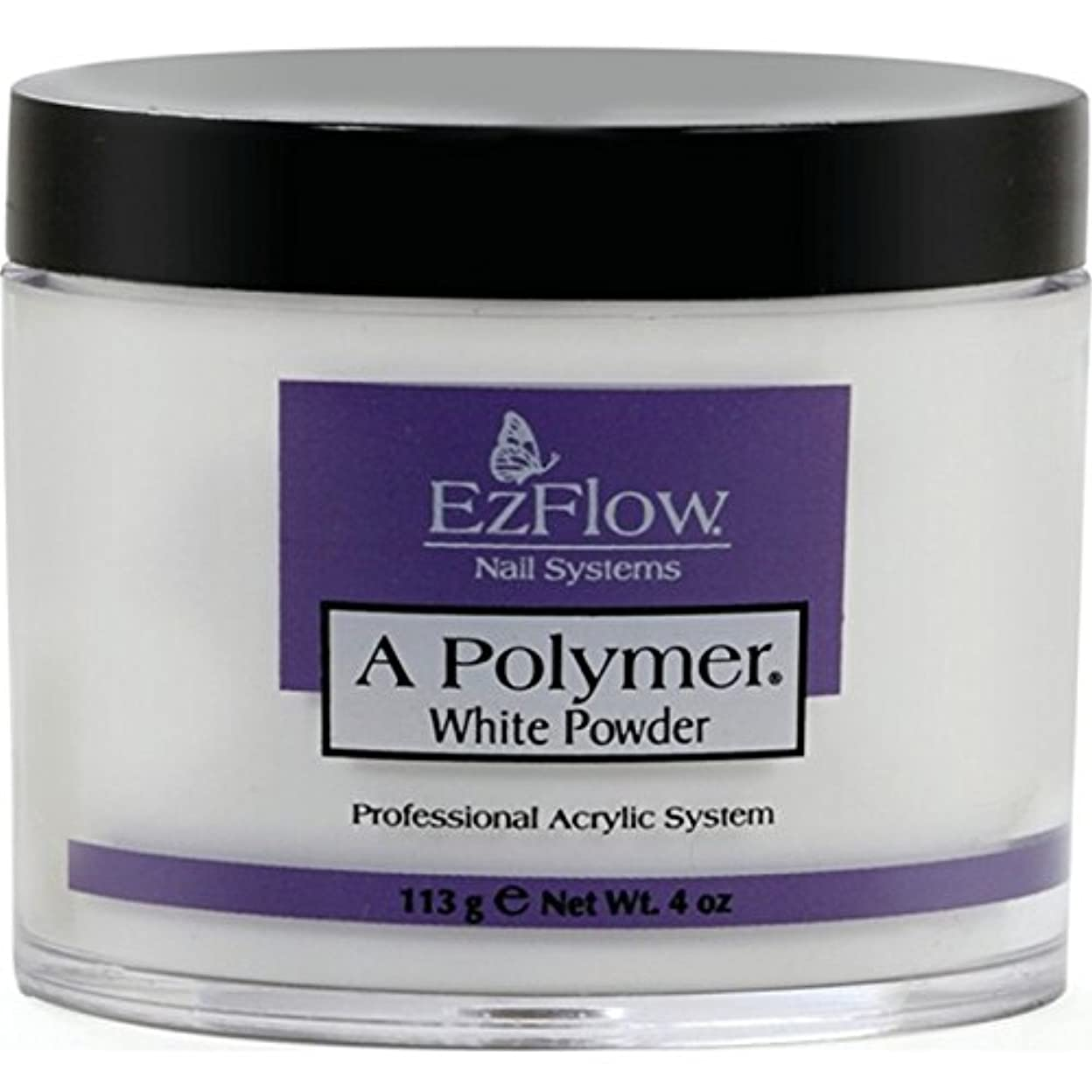 洗練必要条件バーベキューEz Flow Aポリマー ホワイト 4oz(約113)