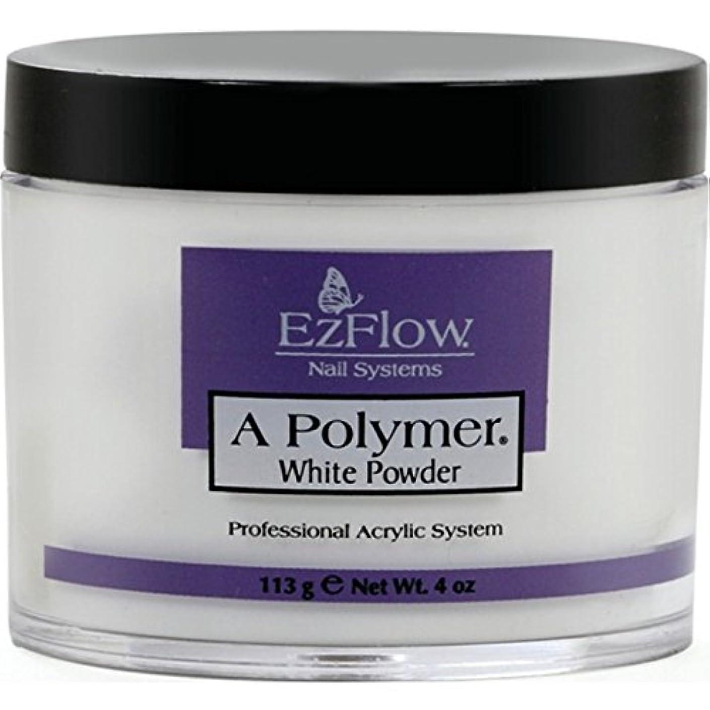 所属責める人工Ez Flow Aポリマー ホワイト 4oz(約113)