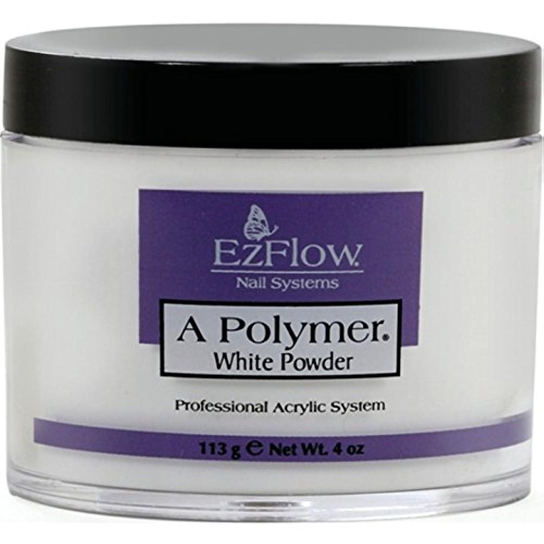 地球反映するさせるEz Flow Aポリマー ホワイト 4oz(約113)