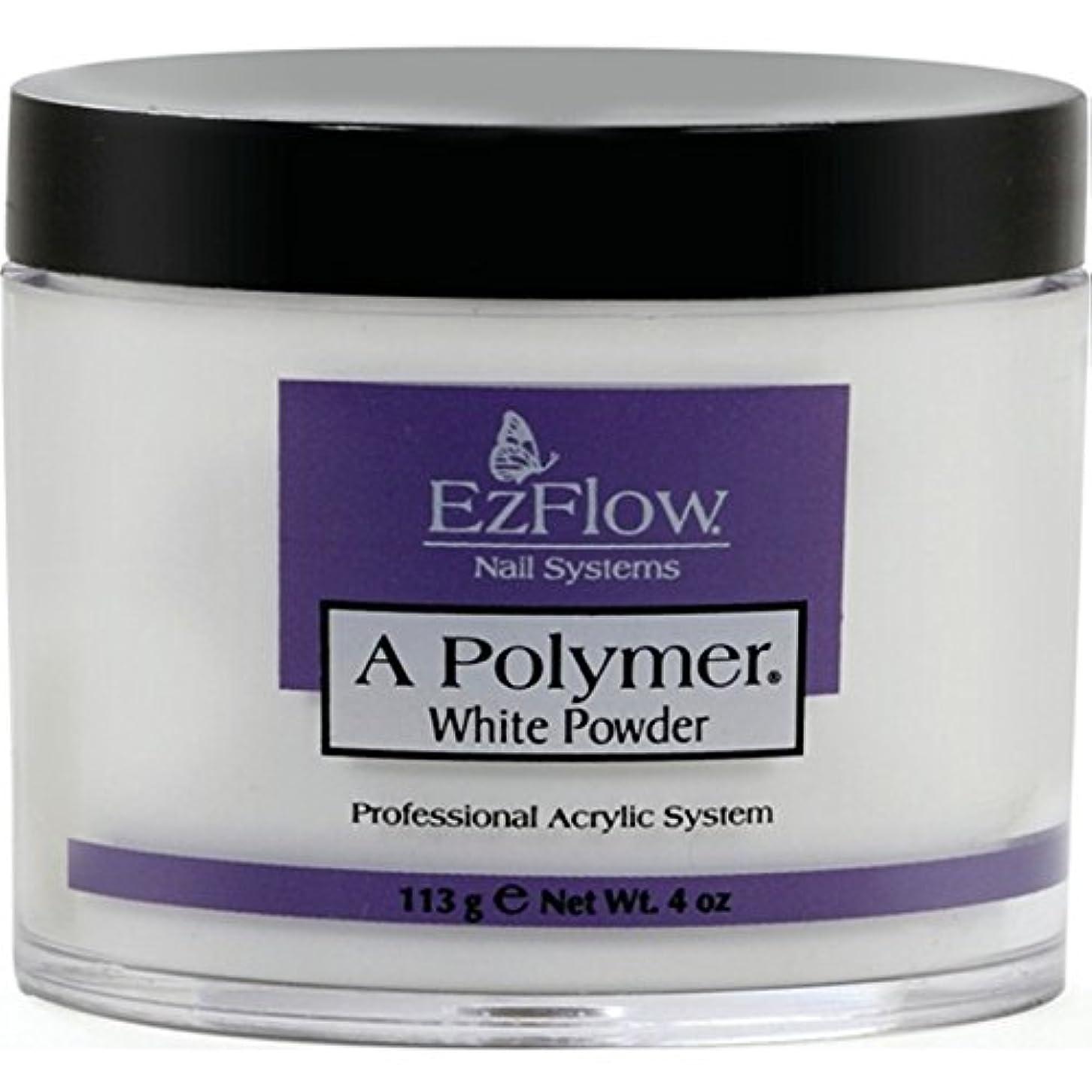 耐久教育下るEz Flow Aポリマー ホワイト 4oz(約113)