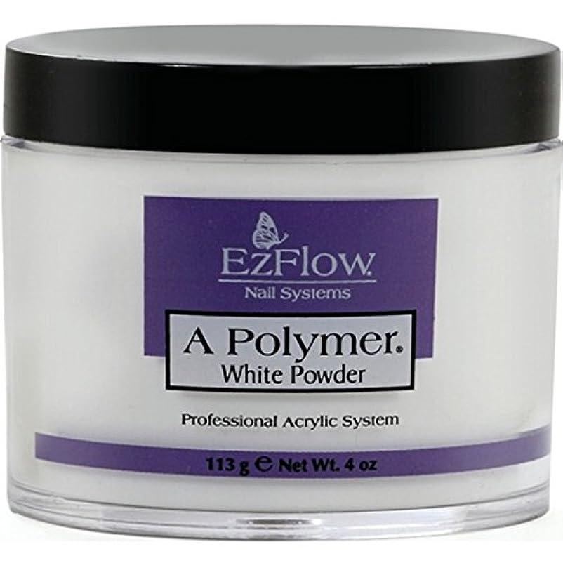 不快想像力豊かな成り立つEz Flow Aポリマー ホワイト 4oz(約113)