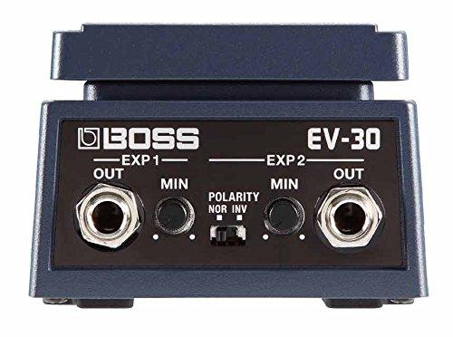 BOSS / EV-30 DUAL EXPRESSION PEDAL ボス エクスプレッションペダル