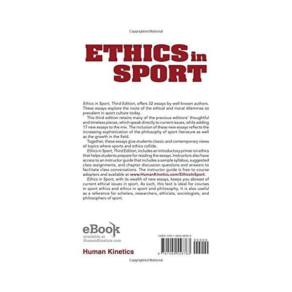 Ethics in Sportの紹介画像2