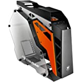 Cougar CONQUER ATX Gaming Case - / Mini ITX / Micro ATX PC Case / ATX Computer Case- Mid Tower -Tempered Glass - Fan and Wate