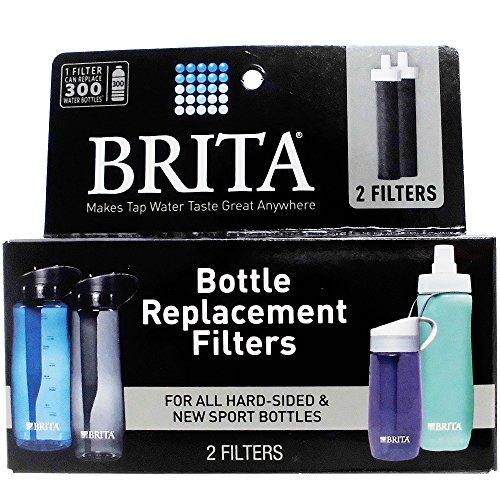 Brita ブリタ浄水フィルター(携帯ボトル用カートリッジ/2個セット)[海外直送品]