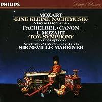 Eine Kleine Nachtmusik / Canon by MARRINER / ACADEMY OF ST MARTIN (2001-12-21)