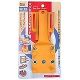 リリーフ(RELIFE) 木ダボ用ドリル刃ガイド 6・8・10mm用 26325