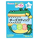 Wakodo Stick Cheese Biscuits, 50G