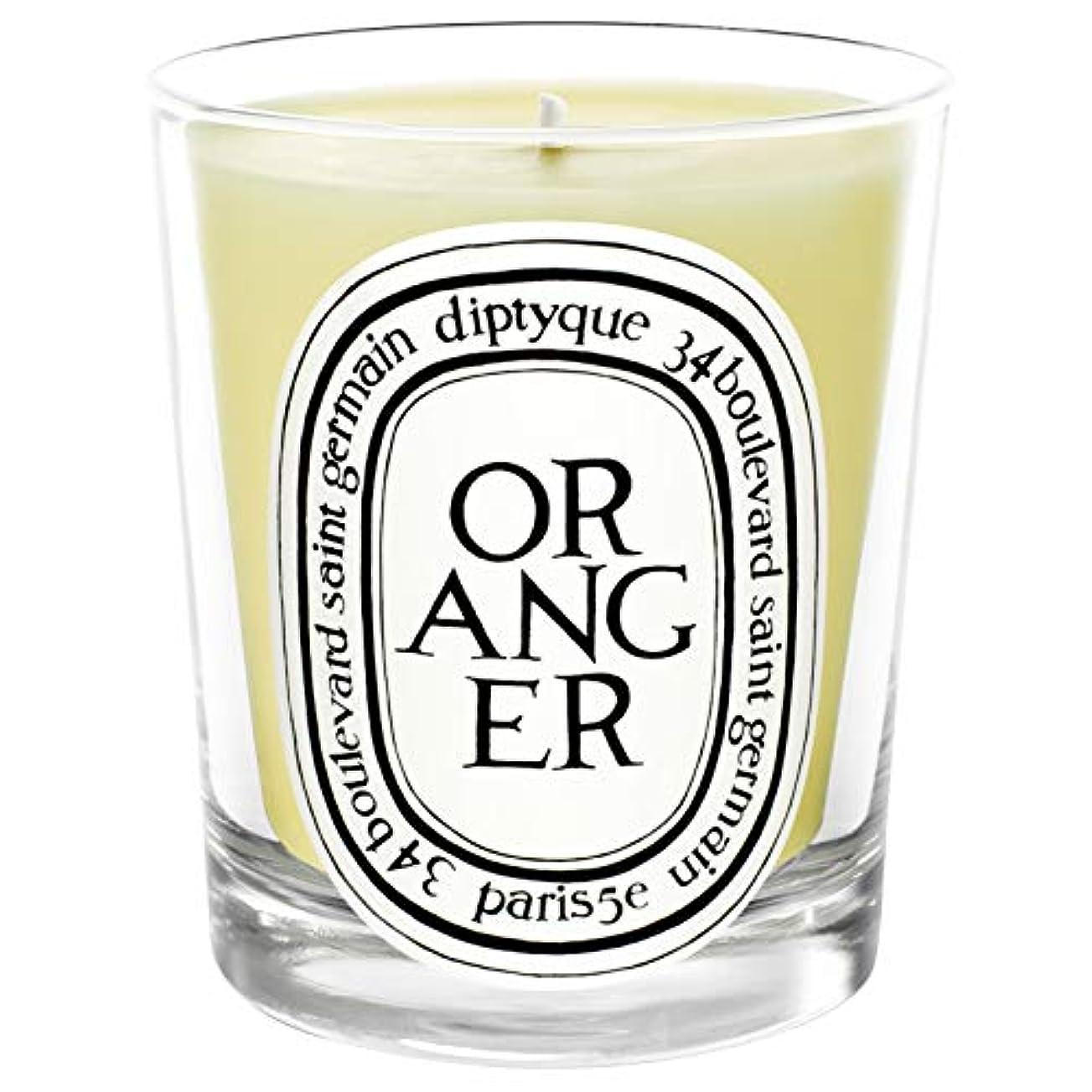 金曜日オアシス実証する[Diptyque] Diptyqueのオランジェ香りのキャンドル190グラム - Diptyque Oranger Scented Candle 190g [並行輸入品]