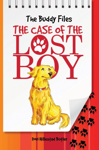 The Case of the Lost Boy (The Buddy Files)の詳細を見る