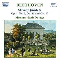 ベートーヴェン:弦楽五重奏曲集 1 弦楽五重奏曲ト長調/他(カール・キムによる編曲集)