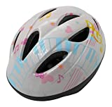 自転車 ヘルメット キッズ SGマーク付 幼児用 47-54cm メロディーピンク アジアンフィットタイプ 46825