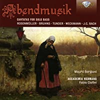ABENDMUSIK:CANTATAS FOR SOLO BASS