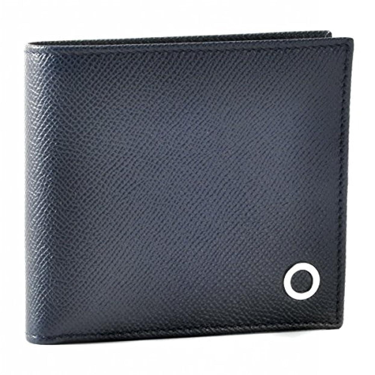 強調気づく傾向がありますBVLGARI(ブルガリ) 財布 メンズ BVLGARI BVLGARI MAN 2つ折り財布 ネイビー 39324-0003-0054 [並行輸入品]