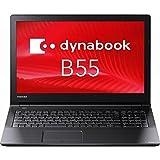 東芝 PB55BFAD4RAPD11 dynabook B55/B:Core i3-6100U、15.6、4GB、500GB_HDD、SMulti、WiFi+BT、10Pro、OfficePSL