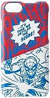 [ヨーイ] [MARVEL] マーベル COLORFUL COMIC iPhoneケース スパイダーマン キャプテン・アメリカ アイアンマン [MARVEL] マーベル COLORFUL COMIC iPhoneケース スパイダーマン キャプテン・アメリカ アイアンマン YY-M022 スパイダーマン