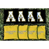 Victory Tailgate NCAA Appalachian State Mountaineers Replacement Corn Filled Version 2 Cornhole Bag Set
