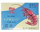 えびせんべい(龍蝦片) 赤 / 227g TOMIZ/cuoca(富澤商店) 中華とアジア食材 中華食材
