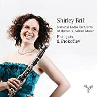 Francaix: Clarinet Concerto, Theme & Variations / Prokofiev: Sonata Op.94