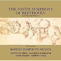 ベートーヴェン:交響曲第9番「合唱」&レオノーレ序曲第3番【Blu-spec CD】
