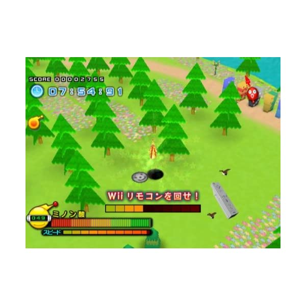 GO! GO! ミノン - Wiiの紹介画像4