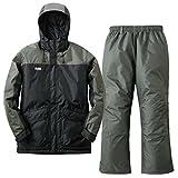 ロゴス リプナー 防水防寒スーツ コニー 30339711 ブラック LL