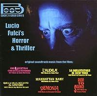 「ルチオ・フルチのホラー映画音楽集」 他 [Import] (Horror & Thrillers)