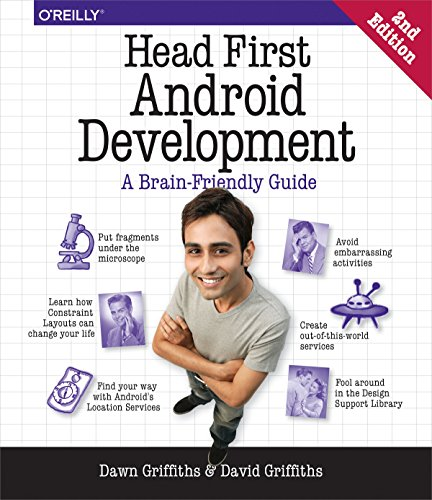 Head First Android Development...