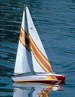 ヒューソン木製セイルボートキットby Dumas by Dumas