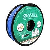 フィラ エコリカ 3Dプリンター用リサイクルフィラメント エコ・フィラ 1.75mm 青 ECF-PS175-BU