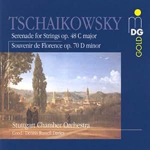 Serenade for Strings Op 48 / Souvenir De Florence
