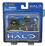 MINIMATES HALO SERIES 4 MASTER CHIEF & CORTANA [並行輸入品]