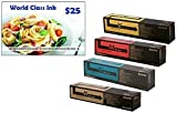 WCIテつゥ Best Value Packテつョ of All (4) Genuine Original Copystar Brand TK-8329 Toner Cartridges + a FREE $25 Restaurant Gift C..