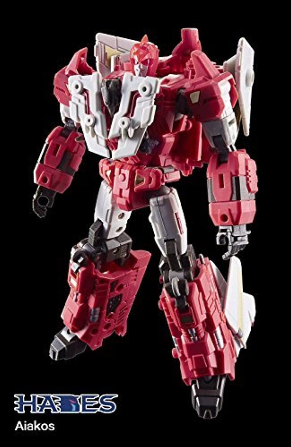 STERLING Transformers H-05 Hades Aiakos Liokaise Figure New