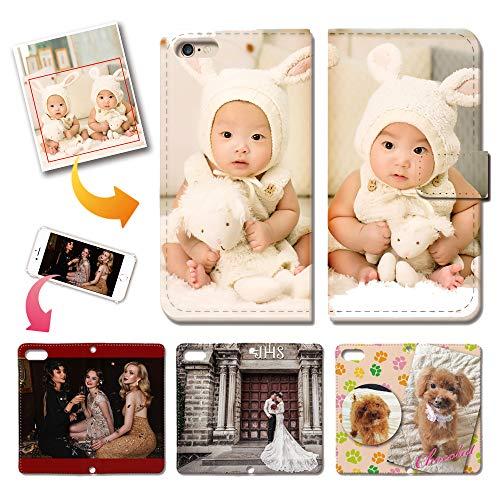 (ティアラ) Tiara お好きな写真で作る iPhone6s (4.7) iPhone6s スマホケース 手帳型 完全 おまかせ オーダ...