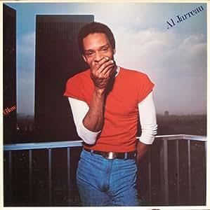 Glow - Al Jarreau LP