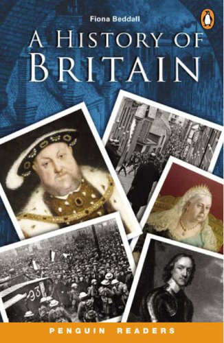 *HISTORY OF BRITAIN     PGRN3 (Penguin Readers (Graded Readers))の詳細を見る