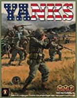 MMP: Yanks Module%カンマ% US Army WWII Order of Battle%カンマ% Module for the ASL Advanced Squad Leader Game Series%カンマ% 2nd Edition [並行輸入品]