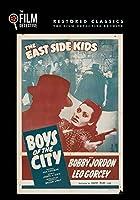 Boys of the City / [DVD]