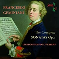 The Complete Sonatas Op.1 by London Handel Players (2013-02-24)