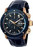 [エドックス]EDOX 腕時計  クロノオフショア1 自動巻きクロノグラフ 01122-37RBU3-BUIR3-L メンズ 【正規輸入品】