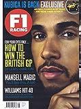 F1 Racing [UK] August 2017 (単号)
