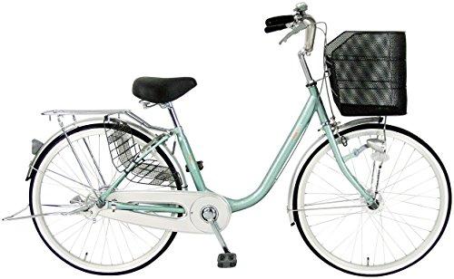 C.Dream(シードリーム) ソナタ SN61-H 26インチ自転車 シティサイクル ミント 100%組立済み発送