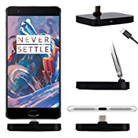 gbsell USB Type - Cクレードル充電器Dock for Google Nexus 6p、oneplus3、OnePlus 2