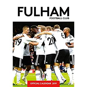 The Official Fulham F.c. 2019 Calendar