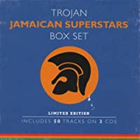 Trojan Jamaican Superstars Box